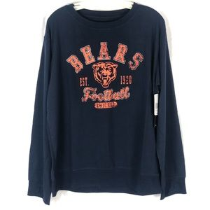 Chicago Bears Lightweight Sweatshirt size Medium